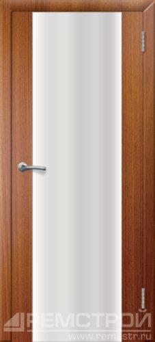 межкомнатные двери, Ремстрой, двери Пенза, двери Заречный, экошпон , модель Оптима-1, каштан, каталог San Remo, со стеклом, с рисунком, с фьюзингом, глухая, комплект, дверное полотно, коробка, наличник, добор, притворная планка, монтаж, установка, производство, от производителя, фурнитура, ручки, петли, защелки, двери купе.