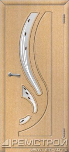 межкомнатные двери, Ремстрой, двери Пенза, двери Заречный, экошпон , модель Фрегат, бук, каталог San Remo, со стеклом, с рисунком, с фьюзингом, глухая, комплект, дверное полотно, коробка, наличник, добор, притворная планка, монтаж, установка, производство, от производителя, фурнитура, ручки, петли, защелки, двери купе.
