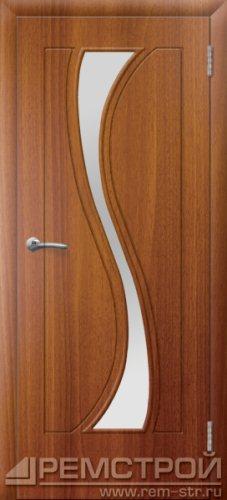 межкомнатные двери, Ремстрой, двери Пенза, двери Заречный, экошпон , модель Грация, каштан, каталог San Remo, со стеклом, с рисунком, с фьюзингом, глухая, комплект, дверное полотно, коробка, наличник, добор, притворная планка, монтаж, установка, производство, от производителя, фурнитура, ручки, петли, защелки, двери купе.