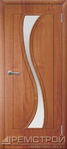 межкомнатные двери, Ремстрой, двери Пенза, двери Заречный, экошпон , модель Грация, ольха бавария, каталог San Remo, со стеклом, с рисунком, с фьюзингом, глухая, комплект, дверное полотно, коробка, наличник, добор, притворная планка, монтаж, установка, производство, от производителя, фурнитура, ручки, петли, защелки, двери купе.