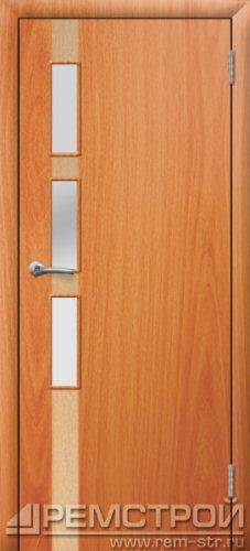 межкомнатные двери, Ремстрой, двери Пенза, двери Заречный, экошпон , модель Европа-1, орех миланский, каталог San Remo, со стеклом, с рисунком, с фьюзингом, глухая, комплект, дверное полотно, коробка, наличник, добор, притворная планка, монтаж, установка, производство, от производителя, фурнитура, ручки, петли, защелки, двери купе.