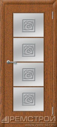 межкомнатные двери, Ремстрой, двери Пенза, двери Заречный, экошпон , модель Вена, дуб рустик, каталог San Remo, со стеклом, с рисунком, с фьюзингом, глухая, комплект, дверное полотно, коробка, наличник, добор, притворная планка, монтаж, установка, производство, от производителя, фурнитура, ручки, петли, защелки, двери купе.