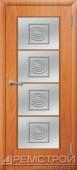 межкомнатные двери, Ремстрой, двери Пенза, двери Заречный, экошпон , модель Вена, орех миланский, каталог San Remo, со стеклом, с рисунком, с фьюзингом, глухая, комплект, дверное полотно, коробка, наличник, добор, притворная планка, монтаж, установка, производство, от производителя, фурнитура, ручки, петли, защелки, двери купе.