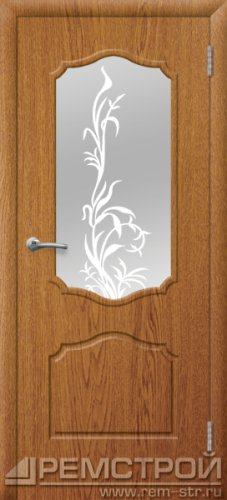 межкомнатные двери, Ремстрой, двери Пенза, двери Заречный, экошпон , модель Кармен, дуб седан, каталог San Remo, со стеклом, с рисунком, с фьюзингом, глухая, комплект, дверное полотно, коробка, наличник, добор, притворная планка, монтаж, установка, производство, от производителя, фурнитура, ручки, петли, защелки, двери купе.