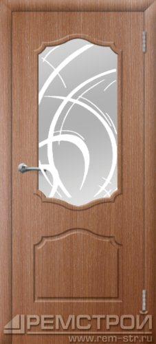 межкомнатные двери, Ремстрой, двери Пенза, двери Заречный, экошпон , модель Кармен, лён, каталог San Remo, со стеклом, с рисунком, с фьюзингом, глухая, комплект, дверное полотно, коробка, наличник, добор, притворная планка, монтаж, установка, производство, от производителя, фурнитура, ручки, петли, защелки, двери купе.
