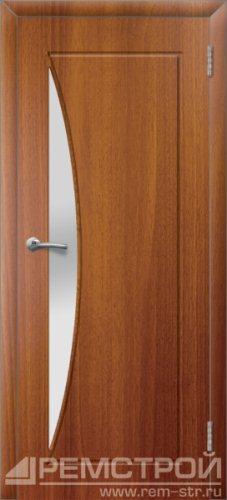 межкомнатные двери, Ремстрой, двери Пенза, двери Заречный, экошпон , модель Луна, каштан, каталог San Remo, со стеклом, с рисунком, с фьюзингом, глухая, комплект, дверное полотно, коробка, наличник, добор, притворная планка, монтаж, установка, производство, от производителя, фурнитура, ручки, петли, защелки, двери купе.