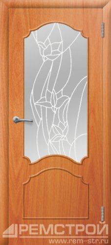 межкомнатные двери, Ремстрой, двери Пенза, двери Заречный, экошпон , модель Глория, орех миланский, каталог San Remo, со стеклом, с рисунком, с фьюзингом, глухая, комплект, дверное полотно, коробка, наличник, добор, притворная планка, монтаж, установка, производство, от производителя, фурнитура, ручки, петли, защелки, двери купе.