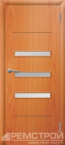межкомнатные двери, Ремстрой, двери Пенза, двери Заречный, экошпон , модель Сатинат, орех миланский, каталог San Remo, со стеклом, с рисунком, с фьюзингом, глухая, комплект, дверное полотно, коробка, наличник, добор, притворная планка, монтаж, установка, производство, от производителя, фурнитура, ручки, петли, защелки, двери купе.