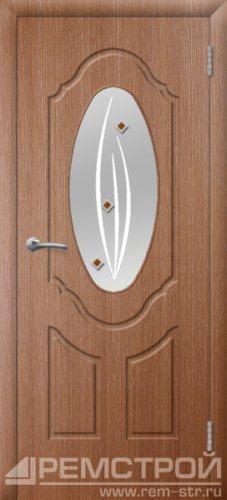 межкомнатные двери, Ремстрой, двери Пенза, двери Заречный, экошпон , модель Прима-1, лён, каталог San Remo, со стеклом, с рисунком, с фьюзингом, глухая, комплект, дверное полотно, коробка, наличник, добор, притворная планка, монтаж, установка, производство, от производителя, фурнитура, ручки, петли, защелки, двери купе.