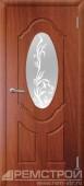 межкомнатные двери, Ремстрой, двери Пенза, двери Заречный, экошпон , модель Прима-1, орех итальянский, каталог San Remo, со стеклом, с рисунком, с фьюзингом, глухая, комплект, дверное полотно, коробка, наличник, добор, притворная планка, монтаж, установка, производство, от производителя, фурнитура, ручки, петли, защелки, двери купе.