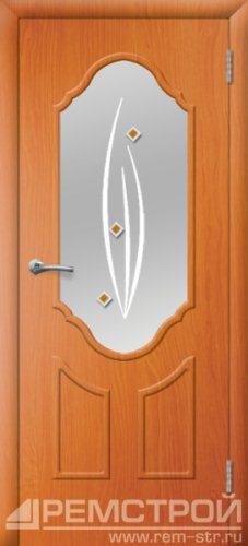 межкомнатные двери, Ремстрой, двери Пенза, двери Заречный, экошпон , модель Прима2, вишня форема, каталог San Remo, со стеклом, с рисунком, с фьюзингом, глухая, комплект, дверное полотно, коробка, наличник, добор, притворная планка, монтаж, установка, производство, от производителя, фурнитура, ручки, петли, защелки, двери купе.