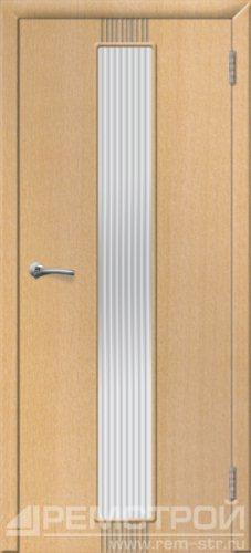 межкомнатные двери, Ремстрой, двери Пенза, двери Заречный, экошпон , модель Оскар, бук, каталог San Remo, со стеклом, с рисунком, с фьюзингом, глухая, комплект, дверное полотно, коробка, наличник, добор, притворная планка, монтаж, установка, производство, от производителя, фурнитура, ручки, петли, защелки, двери купе.