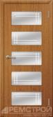 межкомнатные двери, Ремстрой, двери Пенза, двери Заречный, экошпон , модель Барбара, дуб седан, каталог San Remo, со стеклом, с рисунком, с фьюзингом, глухая, комплект, дверное полотно, коробка, наличник, добор, притворная планка, монтаж, установка, производство, от производителя, фурнитура, ручки, петли, защелки, двери купе.