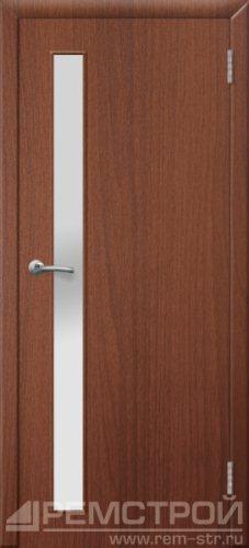 межкомнатные двери, Ремстрой, двери Пенза, двери Заречный, экошпон , модель Варио, орех тисненый, каталог San Remo, со стеклом, с рисунком, с фьюзингом, глухая, комплект, дверное полотно, коробка, наличник, добор, притворная планка, монтаж, установка, производство, от производителя, фурнитура, ручки, петли, защелки, двери купе.