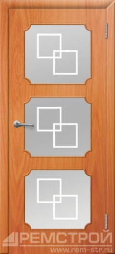 межкомнатные двери, Ремстрой, двери Пенза, двери Заречный, экошпон , модель Маэстро, орех миланский, каталог San Remo, со стеклом, с рисунком, с фьюзингом, глухая, комплект, дверное полотно, коробка, наличник, добор, притворная планка, монтаж, установка, производство, от производителя, фурнитура, ручки, петли, защелки, двери купе.