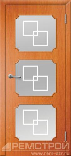 межкомнатные двери, Ремстрой, двери Пенза, двери Заречный, экошпон , модель Маэстро, вишня форема, каталог San Remo, со стеклом, с рисунком, с фьюзингом, глухая, комплект, дверное полотно, коробка, наличник, добор, притворная планка, монтаж, установка, производство, от производителя, фурнитура, ручки, петли, защелки, двери купе.