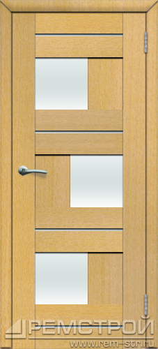 межкомнатные двери, Ремстрой, двери Пенза, двери Заречный, экошпон , модель Твист1, бук, каталог San Remo, со стеклом, с рисунком, с фьюзингом, глухая, комплект, дверное полотно, коробка, наличник, добор, притворная планка, монтаж, установка, производство, от производителя, фурнитура, ручки, петли, защелки, двери купе.
