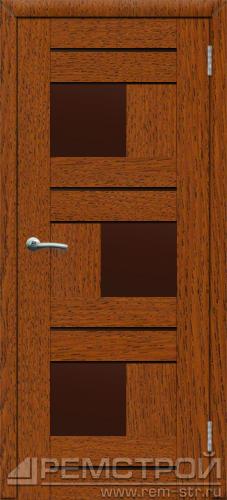 межкомнатные двери, Ремстрой, двери Пенза, двери Заречный, экошпон , модель Твист1, дуб рустик, каталог San Remo, со стеклом, с рисунком, с фьюзингом, глухая, комплект, дверное полотно, коробка, наличник, добор, притворная планка, монтаж, установка, производство, от производителя, фурнитура, ручки, петли, защелки, двери купе.