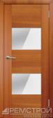 межкомнатные двери, Ремстрой, двери Пенза, двери Заречный, экошпон , модель Твист5, каштан, каталог San Remo, со стеклом, с рисунком, с фьюзингом, глухая, комплект, дверное полотно, коробка, наличник, добор, притворная планка, монтаж, установка, производство, от производителя, фурнитура, ручки, петли, защелки, двери купе.