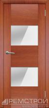 межкомнатные двери, Ремстрой, двери Пенза, двери Заречный, экошпон , модель Твист5, орех итальянский, каталог San Remo, со стеклом, с рисунком, с фьюзингом, глухая, комплект, дверное полотно, коробка, наличник, добор, притворная планка, монтаж, установка, производство, от производителя, фурнитура, ручки, петли, защелки, двери купе.