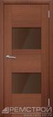 межкомнатные двери, Ремстрой, двери Пенза, двери Заречный, экошпон , модель Твист5, орех тисненый, каталог San Remo, со стеклом, с рисунком, с фьюзингом, глухая, комплект, дверное полотно, коробка, наличник, добор, притворная планка, монтаж, установка, производство, от производителя, фурнитура, ручки, петли, защелки, двери купе.