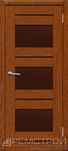 межкомнатные двери, Ремстрой, двери Пенза, двери Заречный, экошпон , модель Твист6, дуб рустик, каталог San Remo, со стеклом, с рисунком, с фьюзингом, глухая, комплект, дверное полотно, коробка, наличник, добор, притворная планка, монтаж, установка, производство, от производителя, фурнитура, ручки, петли, защелки, двери купе.