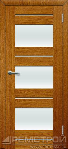 межкомнатные двери, Ремстрой, двери Пенза, двери Заречный, экошпон , модель Твист6, дуб седан, каталог San Remo, со стеклом, с рисунком, с фьюзингом, глухая, комплект, дверное полотно, коробка, наличник, добор, притворная планка, монтаж, установка, производство, от производителя, фурнитура, ручки, петли, защелки, двери купе.