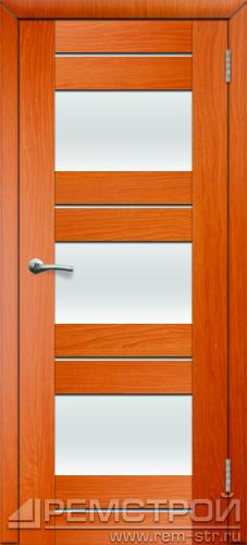 межкомнатные двери, Ремстрой, двери Пенза, двери Заречный, экошпон , модель Твист6, вишня форема, каталог San Remo, со стеклом, с рисунком, с фьюзингом, глухая, комплект, дверное полотно, коробка, наличник, добор, притворная планка, монтаж, установка, производство, от производителя, фурнитура, ручки, петли, защелки, двери купе.
