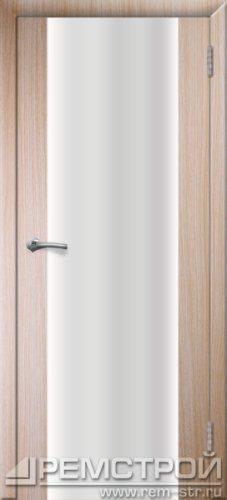 межкомнатные двери, Ремстрой, двери Пенза, двери Заречный, экошпон , модель Hi-Tech-1, дуб выбеленный, каталог San Remo, со стеклом, с рисунком, с фьюзингом, глухая, комплект, дверное полотно, коробка, наличник, добор, притворная планка, монтаж, установка, производство, от производителя, фурнитура, ручки, петли, защелки, двери купе.