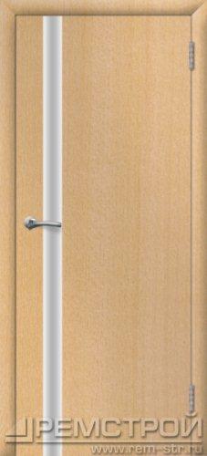 межкомнатные двери, Ремстрой, двери Пенза, двери Заречный, экошпон , модель Hi-Tech-2, бук, каталог San Remo, со стеклом, с рисунком, с фьюзингом, глухая, комплект, дверное полотно, коробка, наличник, добор, притворная планка, монтаж, установка, производство, от производителя, фурнитура, ручки, петли, защелки, двери купе.