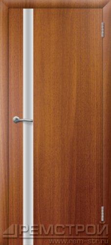 межкомнатные двери, Ремстрой, двери Пенза, двери Заречный, экошпон , модель Hi-Tech-2, каштан, каталог San Remo, со стеклом, с рисунком, с фьюзингом, глухая, комплект, дверное полотно, коробка, наличник, добор, притворная планка, монтаж, установка, производство, от производителя, фурнитура, ручки, петли, защелки, двери купе.