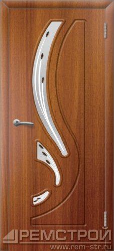 – межкомнатные двери, Ремстрой, двери Пенза, двери Заречный, экошпон , модель Фрегат, каштан, каталог San Remo, со стеклом, с рисунком, с фьюзингом, глухая, комплект, дверное полотно, коробка, наличник, добор, притворная планка, монтаж, установка, производство, от производителя, фурнитура, ручки, петли, защелки, двери купе.