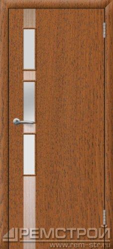 межкомнатные двери, Ремстрой, двери Пенза, двери Заречный, экошпон , модель Европа-1, дуб рустик, каталог San Remo, со стеклом, с рисунком, с фьюзингом, глухая, комплект, дверное полотно, коробка, наличник, добор, притворная планка, монтаж, установка, производство, от производителя, фурнитура, ручки, петли, защелки, двери купе.