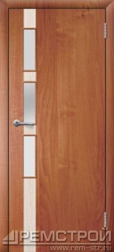 межкомнатные двери, Ремстрой, двери Пенза, двери Заречный, экошпон , модель Европа-1, ольха бавария, каталог San Remo, со стеклом, с рисунком, с фьюзингом, глухая, комплект, дверное полотно, коробка, наличник, добор, притворная планка, монтаж, установка, производство, от производителя, фурнитура, ручки, петли, защелки, двери купе.