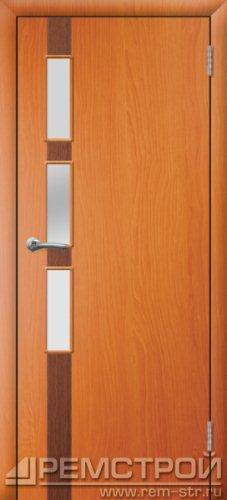 межкомнатные двери, Ремстрой, двери Пенза, двери Заречный, экошпон , модель Европа-1, вишня форема, каталог San Remo, со стеклом, с рисунком, с фьюзингом, глухая, комплект, дверное полотно, коробка, наличник, добор, притворная планка, монтаж, установка, производство, от производителя, фурнитура, ручки, петли, защелки, двери купе.