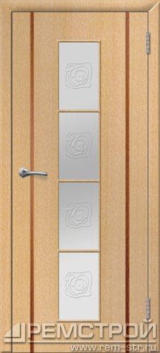 межкомнатные двери, Ремстрой, двери Пенза, двери Заречный, экошпон , модель Европа2, бук, каталог San Remo, со стеклом, с рисунком, с фьюзингом, глухая, комплект, дверное полотно, коробка, наличник, добор, притворная планка, монтаж, установка, производство, от производителя, фурнитура, ручки, петли, защелки, двери купе.