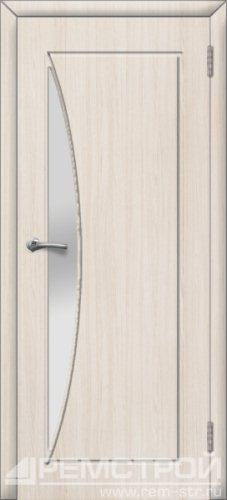 межкомнатные двери, Ремстрой, двери Пенза, двери Заречный, экошпон , модель Луна, белое дерево, каталог San Remo, со стеклом, с рисунком, с фьюзингом, глухая, комплект, дверное полотно, коробка, наличник, добор, притворная планка, монтаж, установка, производство, от производителя, фурнитура, ручки, петли, защелки, двери купе.
