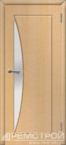 межкомнатные двери, Ремстрой, двери Пенза, двери Заречный, экошпон , модель Луна, бук, каталог San Remo, со стеклом, с рисунком, с фьюзингом, глухая, комплект, дверное полотно, коробка, наличник, добор, притворная планка, монтаж, установка, производство, от производителя, фурнитура, ручки, петли, защелки, двери купе.