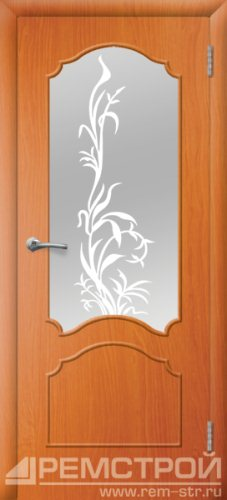 межкомнатные двери, Ремстрой, двери Пенза, двери Заречный, экошпон , модель Глория, вишня форема, каталог San Remo, со стеклом, с рисунком, с фьюзингом, глухая, комплект, дверное полотно, коробка, наличник, добор, притворная планка, монтаж, установка, производство, от производителя, фурнитура, ручки, петли, защелки, двери купе.