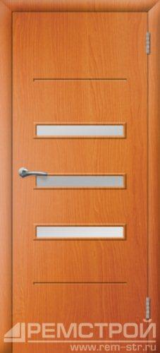 межкомнатные двери, Ремстрой, двери Пенза, двери Заречный, экошпон , модель Сатинат, вишня форема, каталог San Remo, со стеклом, с рисунком, с фьюзингом, глухая, комплект, дверное полотно, коробка, наличник, добор, притворная планка, монтаж, установка, производство, от производителя, фурнитура, ручки, петли, защелки, двери купе.