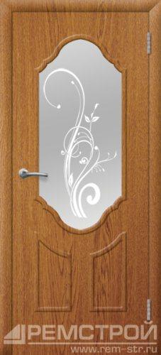 межкомнатные двери, Ремстрой, двери Пенза, двери Заречный, экошпон , модель Прима2, дуб седан, каталог San Remo, со стеклом, с рисунком, с фьюзингом, глухая, комплект, дверное полотно, коробка, наличник, добор, притворная планка, монтаж, установка, производство, от производителя, фурнитура, ручки, петли, защелки, двери купе.