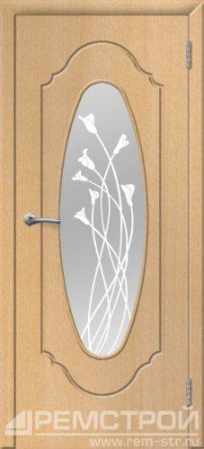 межкомнатные двери, Ремстрой, двери Пенза, двери Заречный, экошпон , модель Престиж-2, бук, каталог San Remo, со стеклом, с рисунком, с фьюзингом, глухая, комплект, дверное полотно, коробка, наличник, добор, притворная планка, монтаж, установка, производство, от производителя, фурнитура, ручки, петли, защелки, двери купе.