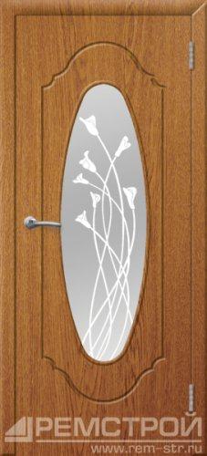 межкомнатные двери, Ремстрой, двери Пенза, двери Заречный, экошпон , модель Престиж-2, дуб седан, каталог San Remo, со стеклом, с рисунком, с фьюзингом, глухая, комплект, дверное полотно, коробка, наличник, добор, притворная планка, монтаж, установка, производство, от производителя, фурнитура, ручки, петли, защелки, двери купе.