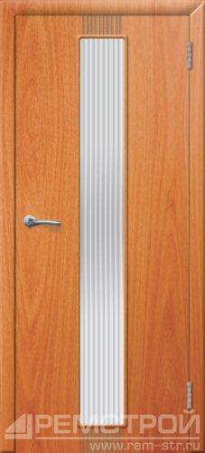 межкомнатные двери, Ремстрой, двери Пенза, двери Заречный, экошпон , модель Оскар, орех миланский, каталог San Remo, со стеклом, с рисунком, с фьюзингом, глухая, комплект, дверное полотно, коробка, наличник, добор, притворная планка, монтаж, установка, производство, от производителя, фурнитура, ручки, петли, защелки, двери купе.