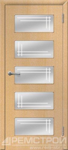 межкомнатные двери, Ремстрой, двери Пенза, двери Заречный, экошпон , модель Барбара, бук, каталог San Remo, со стеклом, с рисунком, с фьюзингом, глухая, комплект, дверное полотно, коробка, наличник, добор, притворная планка, монтаж, установка, производство, от производителя, фурнитура, ручки, петли, защелки, двери купе.