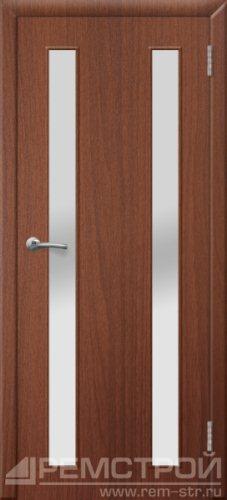 межкомнатные двери, Ремстрой, двери Пенза, двери Заречный, экошпон , Гермес, орех тисненый, каталог San Remo, со стеклом, с рисунком, с фьюзингом, глухая, комплект, дверное полотно, коробка, наличник, добор, притворная планка, монтаж, установка, производство, от производителя, фурнитура, ручки, петли, защелки, двери купе.