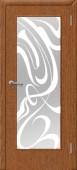 межкомнатные двери, Ремстрой, двери Пенза, двери Заречный, экошпон , модель Фантазия, дуб рустик, каталог San Remo, со стеклом, с рисунком, с фьюзингом, глухая, комплект, дверное полотно, коробка, наличник, добор, притворная планка, монтаж, установка, производство, от производителя, фурнитура, ручки, петли, защелки, двери купе.