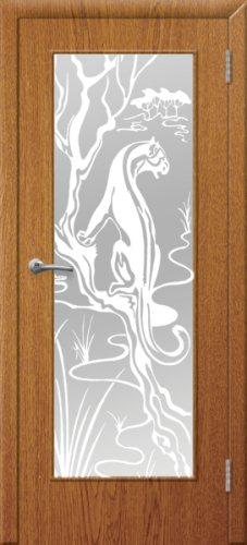 межкомнатные двери, Ремстрой, двери Пенза, двери Заречный, экошпон , модель Фантазия, дуб седан, каталог San Remo, со стеклом, с рисунком, с фьюзингом, глухая, комплект, дверное полотно, коробка, наличник, добор, притворная планка, монтаж, установка, производство, от производителя, фурнитура, ручки, петли, защелки, двери купе.