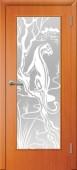 межкомнатные двери, Ремстрой, двери Пенза, двери Заречный, экошпон , модель Фантазия, вишня форема, каталог San Remo, со стеклом, с рисунком, с фьюзингом, глухая, комплект, дверное полотно, коробка, наличник, добор, притворная планка, монтаж, установка, производство, от производителя, фурнитура, ручки, петли, защелки, двери купе.
