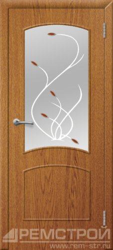 межкомнатные двери, Ремстрой, двери Пенза, двери Заречный, экошпон , модель Классика, дуб седан, каталог San Remo, со стеклом, с рисунком, с фьюзингом, глухая, комплект, дверное полотно, коробка, наличник, добор, притворная планка, монтаж, установка, производство, от производителя, фурнитура, ручки, петли, защелки, двери купе.